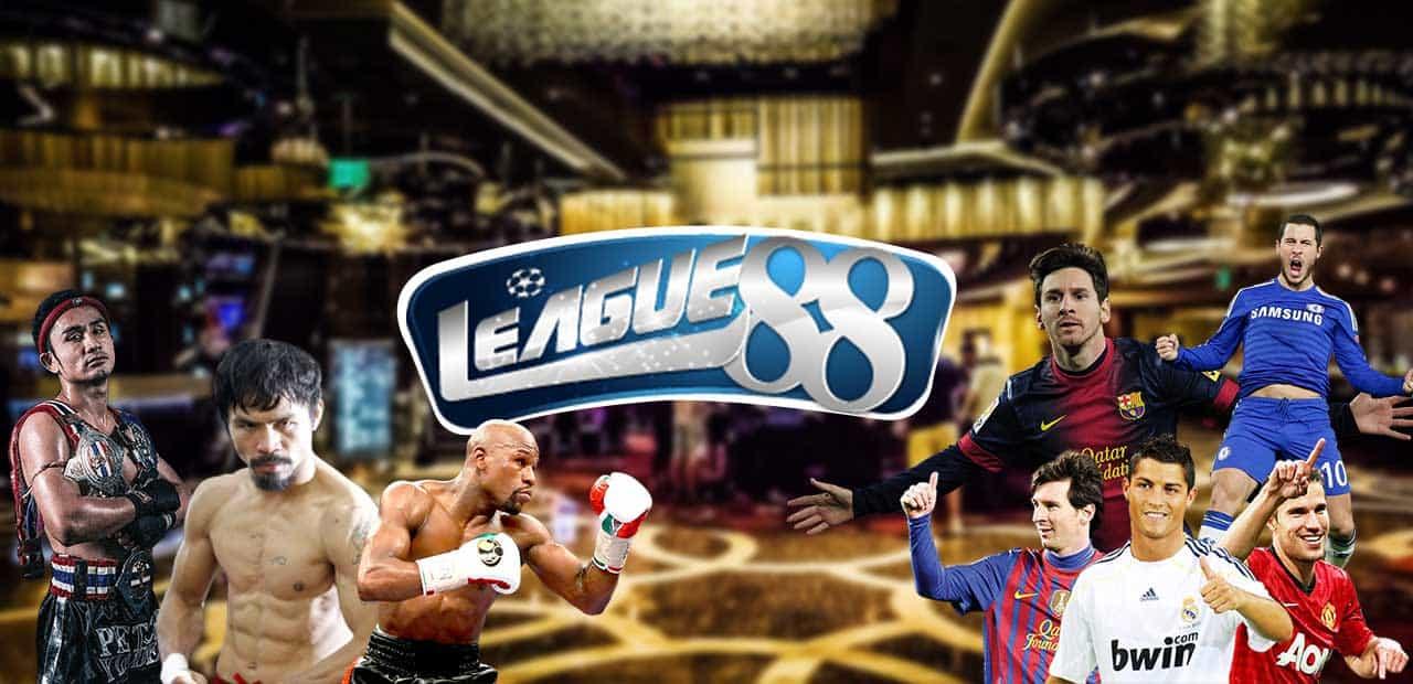League88 แทงออนไลน์