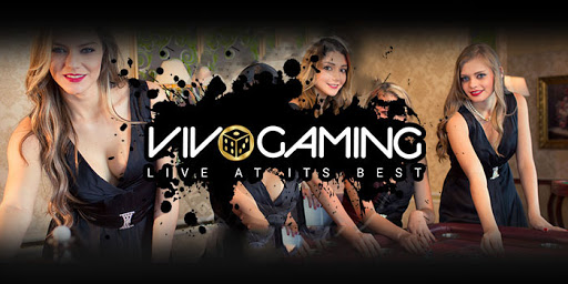 Vivo Gaming หน้าเว็บ