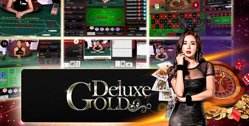 คาสิโน Gold Deluxe 3