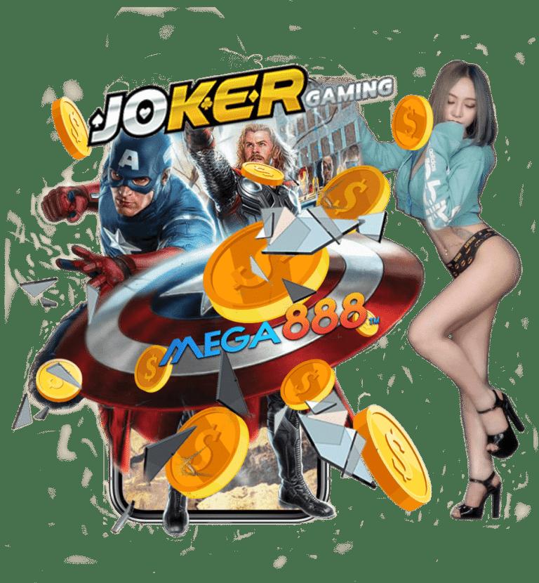 Joker Gamingสมัคร3