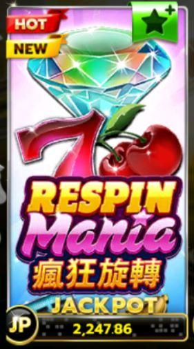 Slotxo-Respin-Mania-2