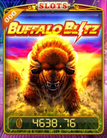 pussy888-Buffalo Blitz