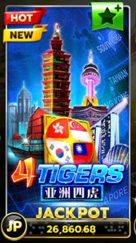 SlotXo-4-Tigers-ทางเข้า