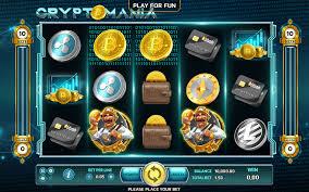 Slotxo-Cryptomania-เกม