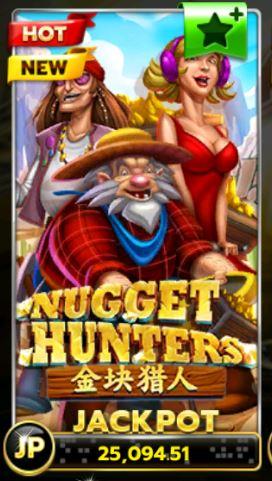 Slotxo-Nugget-Hunters-ทางเข้า