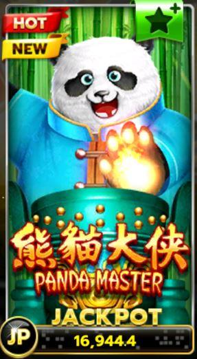 Slotxo-Panda-Master-Slots