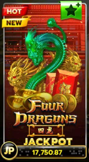 slotxo-Four-Dragons