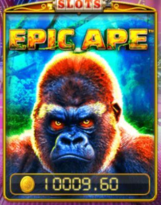 Pussy888-Epic Ape