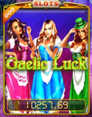Pussy888-Gaelic Luck