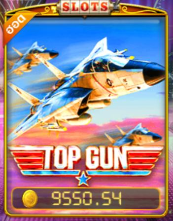 Pussy888-Top Gun