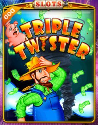 Pussy888-Triple Twister