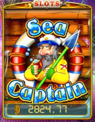 Pussy888-sea captain